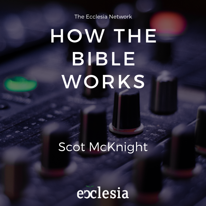 How the Bible Works – Scot McKnight