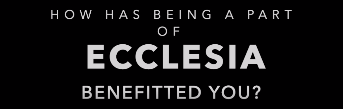 Ecclesia Speaks- Adam Wood, Garland TX