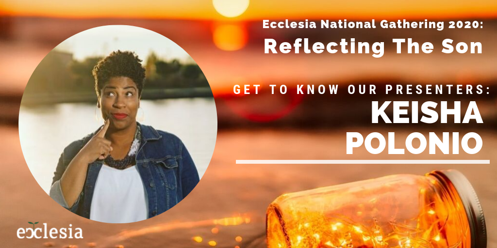 ENG20: Get to Know Our Presenters- Keisha Polonio